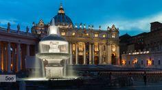 Photograph Rome St. Peter's by Daniele Florenzi on 500px