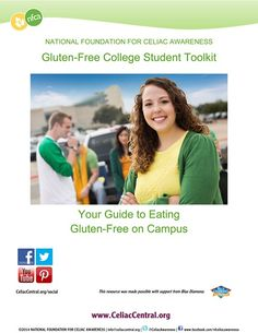 Gluten-Free College Student Toolkit: Click to Download