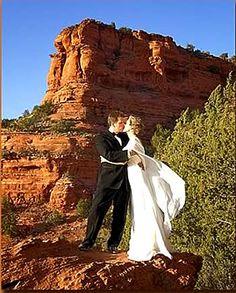 Stunning....Sedona Wedding