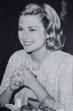 Grace Kelly: Truly One of a Kind • gracepatri: Source @graceandfamily