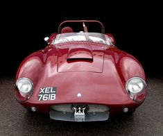 1964 Maserati 4000 (XEL 761B) by Gordon Calder - Thanks for 2.9 million views!, via Flickr