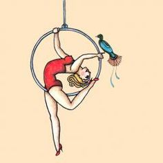 lyra circus tattoo - Google Search