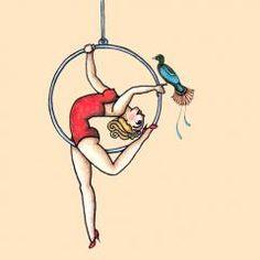 lyra circus tattoo - Google Search
