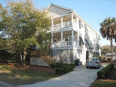 Folly Beach House Rental: Quiet 2005 Folly Beach 3 Br, 2.5 Ba Home - 2.5 Blks To Beach/1 Blk To Town | HomeAway