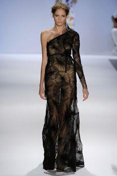 lace haute couture