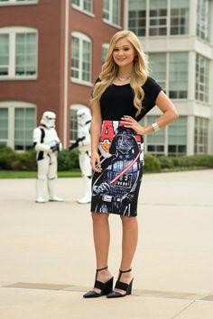 """Olivia Holt  at the premiere of """"Star Wars Rebels"""" 2014"""