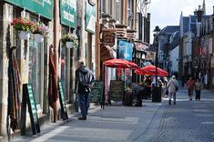 Fort William's High Street