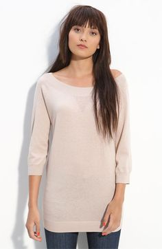 Pretty basic sweater but would be nice with leggings or jeans