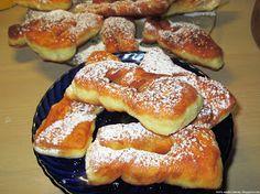 Moje pyszne, łatwe i sprawdzone przepisy :-) : Taratuszki-pulchne faworki na kefirze, szybkie, pyszne idealne na tłusty czwartek Kefir, New Recipes, Pancakes, French Toast, Breakfast, Film, Bakken, Morning Coffee, Movie