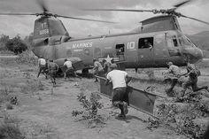 Vietnam War - Dak To 1966