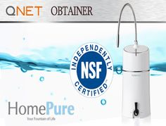 http://qnetestore.com/home-care-homepure/ Everybody knows water is essential to our survival. The Earth needs it, and we need it. Water is all around us and in us, but still, most take it for granted. When it comes to the biological function of water for humans, its importance is critical.