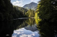 The water reservoir Klauzy, Slovak Paradise Photo by Michal Šváb