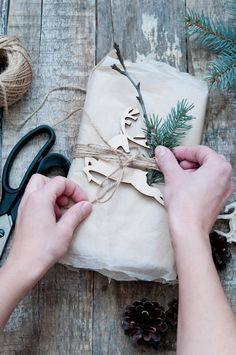 8 Best Christmas wrapping inspo with Brother images