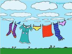 Wash Day by WendyFerguson