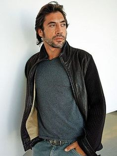 Javier Bardem. Talia and I will marry him someday, brah.