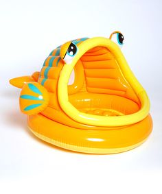 Love this Lazy Fish Baby Pool by Intex on #zulily! #zulilyfinds