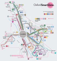 관련 이미지 Bus Route Map, Map Design, Oxford, Maps, Museum, Blue Prints, Map, Oxfords, Museums