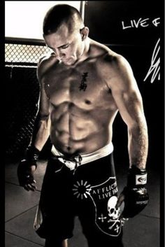 GSP.  Not only does he look good but he is a damn good fighter too.  Not just another useless body.