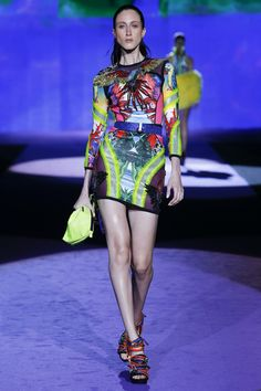 Dsquared2 Spring 2016 Ready-to-Wear Collection Photos - Vogue