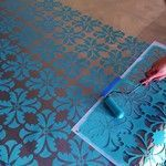 All stencils on SALE through Memorial day, May 26th, 2014 | Royal Design Studio