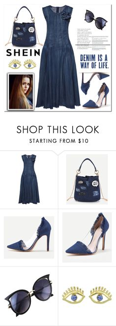 """""""SheIn XXXIII/9"""" by s-o-polyvore ❤ liked on Polyvore featuring Toni&Guy"""