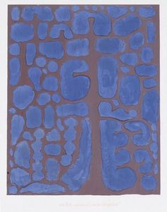 """topcat77:  Paul Klee """"Late Evening Looking Out of the Woods"""", 1937"""