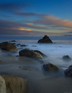 Nightfall on El Pescador by PaulBrozenich