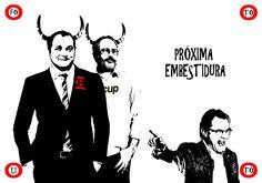 La sombra del 3 por cierto. Artur Mas, independiente dependiente  #Fotolitos