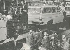 GMH Car Manufacturing Plant, Dandenong, 1964