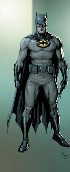 Batman : Earth One - Gary Frank • Honestly the best rendition of Batman I've seen in a while. For some reason people keep drawing him like a grotesque, muscle bound weightlifter with pylons for legs. While I do believe he should be muscly, I think because of his agileness he should look more like this. It makes more sense.