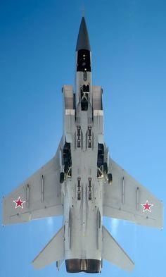 Russian Mig-31BM