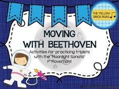 This lesson is appropriate for students studying triplet patterns, but can be used as a review for more experienced students. Guided activities for movement are included, as well as the Space Walk Game, which can be modified and used with younger students.
