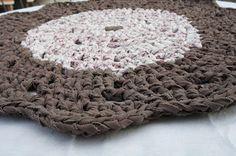 Desmadejalamadeja: alfombra trapillo