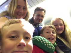 The Frost family's thoughts on travel...