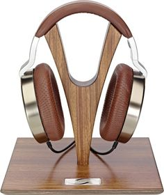 Love this headphone holder!  Yes I use all kinds of ear buds, but when it comes down to it, Koss ESP/950, Sennheiser HD518 (great price),  and my everyday Able Planet's Clear Harmony NC1050.
