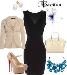 """""""Office Fashion"""" by dimij ❤ liked on Polyvore"""