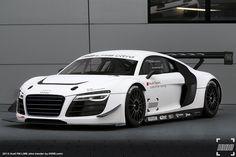 Audi R8 LMS ultra FACELIFT