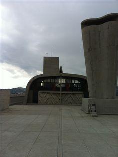 Unitè d'Habitation - Rooftop