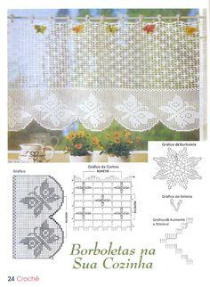 Kira scheme crochet: Scheme crochet no. 2431