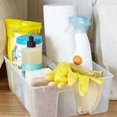 Whether picked up at your local discount superstore, or already waiting in your pantry, these stock cleaners work hard: http://www.bhg.com/homekeeping/house-cleaning/tips/stain-treatment/?socsrc=bhgpin060414staintreatments