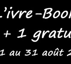 L'Ivre-Book : opération 2+1 gratuit