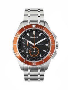 Gant Ανδρικό Ρολόι με Μπρασελέ και Έκπτωση 30% στο e-shop μας.