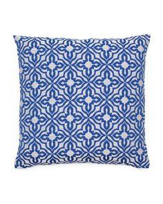 20x20 Medallion Pattern Pillow