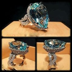 This is pretty but seems really big and ide never wear it but it is a pretty ring