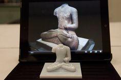 美術館の彫刻を誰でも3Dプリント可能に « WIRED.jp