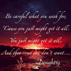 Daughtry lyrics - home