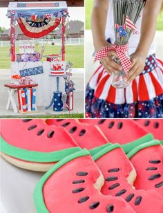 Glorious 4th of July Party {Ideas, Decor, Planning, Styling}