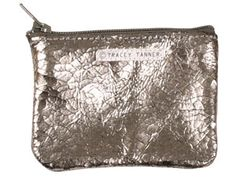 I'm obsessed with distressed silver leather right now.