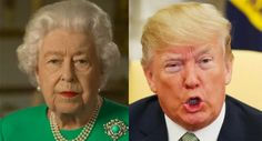Americans ready to rejoin the British Empire after Queen Elizabeth shows Trump is nothing more than a 'greasy cockroach' – Raw Story British People, Media Bias, British Soldier, Boris Johnson, How Many People, The Grim, Queen Elizabeth Ii, Donald Trump, Empire