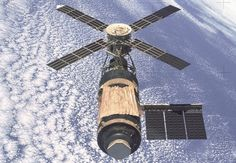 Earth's First Space Station: The NASA Skylab